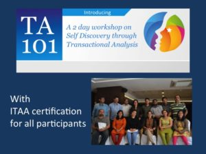 TA 101 Transactional Analysis