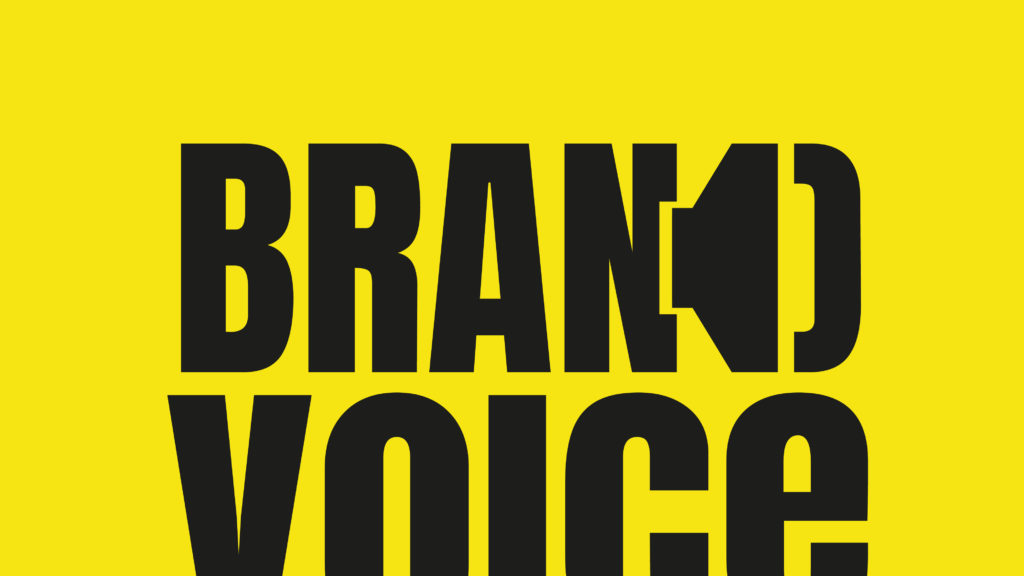Brand Voice – Building brand personality through effective communication