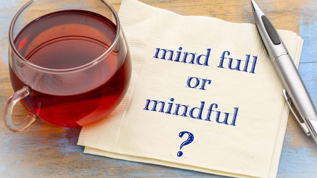 From Mind Games to Mindful Moments